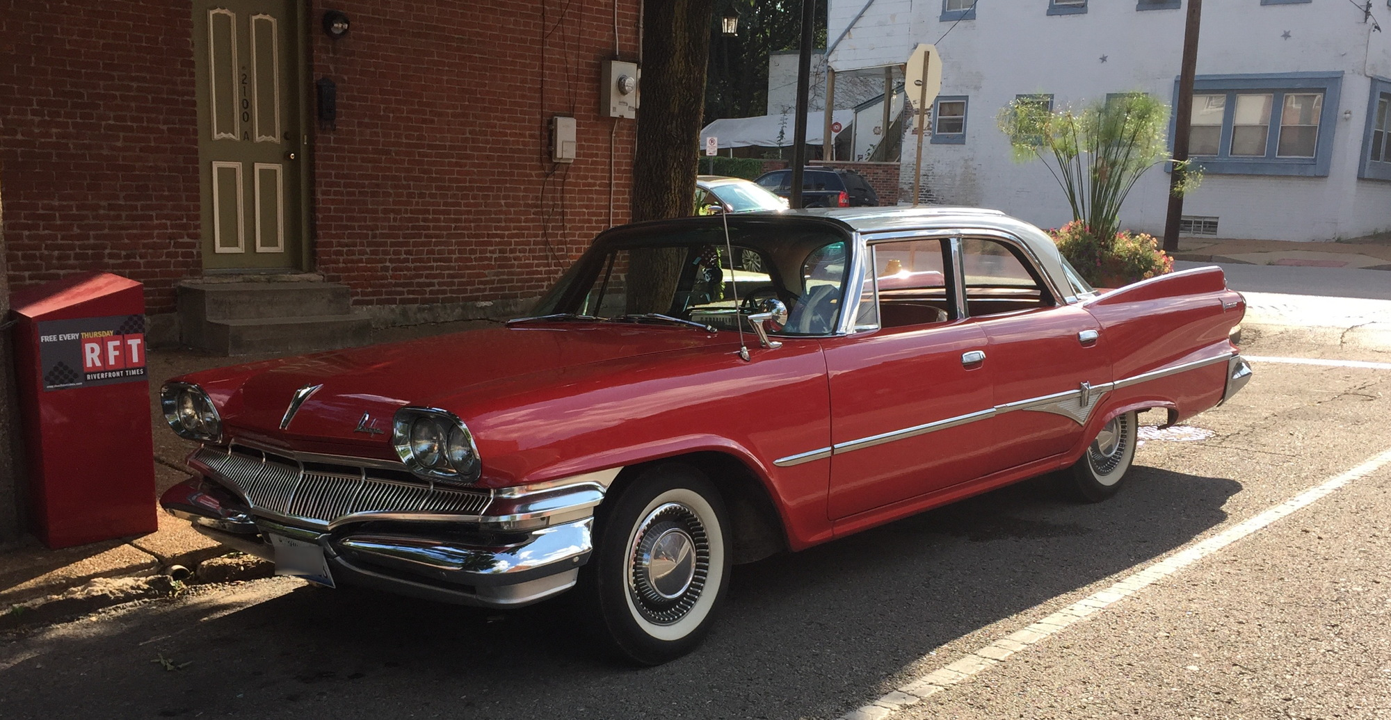 1960 Dodge Dart Pioneer Four Door Sedan